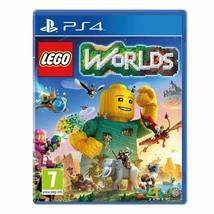 Lego Worlds Playstation 4 NEW Sealed - $35.09