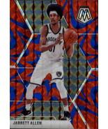 2019-20 Panini Mosaic Retroactive Blue #21 Jarrett Allen Nets - $3.95