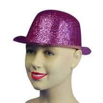 Purpurina Cereza Plástico Bombín, Accesorio de Disfraz - £1.91 GBP