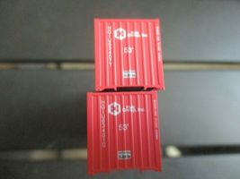 Jacksonville Terminal Company # 535018 HUB GROUP HGIU 53' 6-42-6 Container (N) image 3