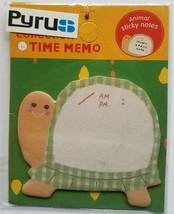 1pc Paper CuteTortoise Cartoon Memo Pad Stickers Decal Sticky Notes Scra... - $2.52