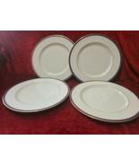 Lenox Hamilton Presidential Collection Set of 4 Dinner Plates - $78.21