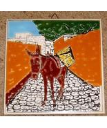 SCENIC Ceramic TILE - TROULIS RHODES GREECE - $10.00