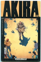 Akira #22 1990- Katsuhiro Otomo- Epic / Marvel Manga Japanese comic FN - $14.90