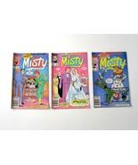 1986 Marvel Star Comics Meet Misty Comic Books - Issues No. 2, 3 & 6 - $9.99