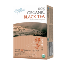 Prince of Peace Organic Black Tea, 100 Tea Bags - $17.06