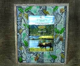 Hunting Camouflage Picture Frame 4 x 6 - $14.98