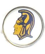 Snap Jewelry Homestead Spartans Logo 18MM - 20MM Fashion High School Sna... - $5.83