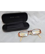 Ralph Lauren Eyeglass Frames with Case (Gently Used) RL 6002 5018 48 18 135 - $17.82