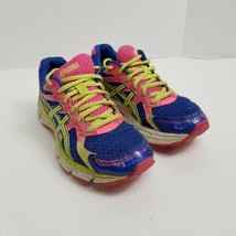 Asics Gel Excite 2 Running Shoes Sneakers Blue Pink Green T473N Womens S... - $18.66
