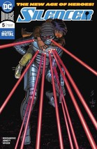 Silencer #5 NM DC - $2.96