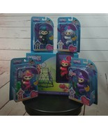 Fingerling WowWee Monkey's 1 Toys Kids Playset Exclusive liv Lot Of 5 Au... - $315.00