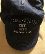 Mens Blue Baseball Cap Hat New - $9.90