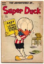 Super Duck #93 1960- Archie comics- Li'l Jinx VG- - $56.75