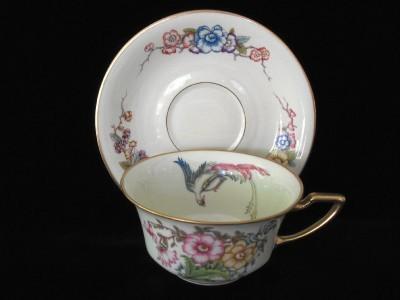 "ROSENTHAL ""Phoenix"" Cup & Saucer"