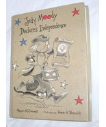 Judy Moody Declares Independence Megan McDonald 2006 Hardback FREE SHIP ... - $6.90