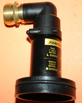 John Deere Hose Adapter D100HA Toro 850 Golf Turf Sprinkler Inlet USA - $48.37