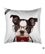 MsMr Throw Pillow Cover Personalized Pillowcase Cover Decorative Soft Cu... - $319,56 MXN