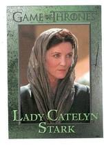 Game of Thrones trading card #58 2012 Lady Catelyn Stark - $4.00