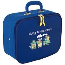 Mercury Luggage Unisex Children's  Going to Grandma's Suitcase Blue - $25.99
