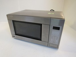 Oster Countertop Turntable Microwave Oven U3 Stainless/Black 1.1 CuFt OG... - $71.54