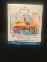 Hallmark Ornament - 1956 Garton Hot Rod Racer - 1999. - New - $4.26