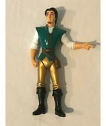 "Disney Tangled Rapunzel Flynn Rider Ryder 4"" PVC Prince Action Figure - $7.99"