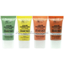 Ruby Kisses Never Touch Up Color Correcting Face Primer Discoloration Co... - $4.99