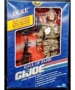"""1991 SEALED GI Joe Hall of Fame Collector's Edition Duke 12"""" Action Figu... - $59.39"""