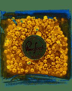 Pf gold pearls