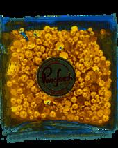 Metallic Pearls: Gold. Pinkfresh Studio.