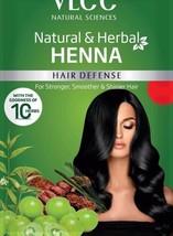 VLCC Hair Defense Natural and Herbal Henna With Amla and Shikakai Extracts 100gm - $2.97