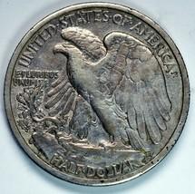 1929S Walking Liberty Half Dollar 90% Silver Coin Lot# A 226 image 2