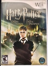 Harry Potter and the Order of the Phoenix (Nintendo Wii, 2007) - $11.05
