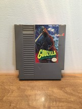 Godzilla: Monster of Monsters (Nintendo Entertainment System, 1989) - $16.82