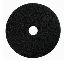 "20"" Black Strip  Pad 4 Heavy Duty Stripping Floor Mach. Case of 5  Pullm... - $48.24"