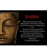 Fix Your Bad Karma Spell Cast by Eric - $9.98