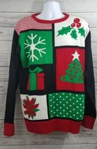 Forum Novelties Inc. Christmas Sweater Size XL Extra Large Excellent Use... - $29.69