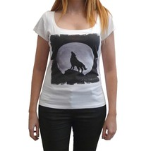 Wolf :Women's T-shirt Short-Sleeve Top Celebrity Star ONE IN THE CITY - $13.95
