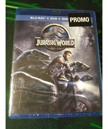 NEW SEALED Jurassic World (Blu-ray/DVD, 2015, 2-Disc Set) Includes Digit... - $7.95