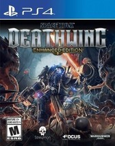 Space Hulk: Deathwi ng Enhanced Edition - PlayStation 4Factory Sealed Br... - $58.41
