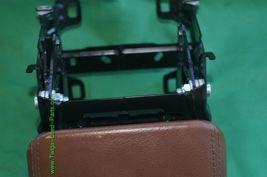 08-14 Audi A5 Sliding Leather Armrest Center Console Lid Cover image 9