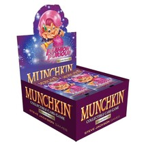 Munchkin CCG Fashion Furious Booster Box Sealed Steve Jackson Games SJG4... - $73.99
