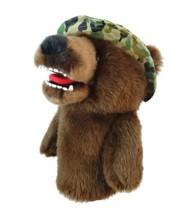 Daphne's Military Bear 460cc Driver Headcover - $27.95