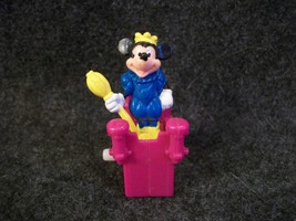 1993 Burger King Disney Surprise Celebration Mickey Mouse Wind Up Car Toy - $0.95
