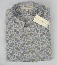 NEW! NWT! Joseph Abboud Classic Paisley Long Sleeve Shirt!  XL   *Roomy ... - $55.97 CAD