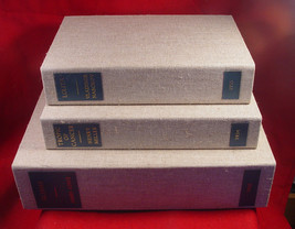 Ulysses, Tropic of Cancer, Lolita -3 banned books in their clamshell box... - $1,176.00