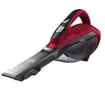 BLACK+DECKER HLVA320J26 Lithium Hand Vacuum 2.0Ah, Chili Red - $55.14