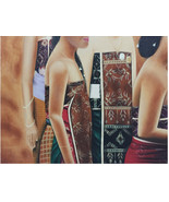 Oil Painting Original Hand Painted Small Size B... - $1,290.00