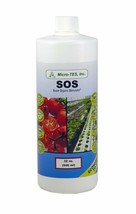 Sos Contains 19 Species Of Naturally Occurring  Beneficial Bacteria 1 Quart - $41.33